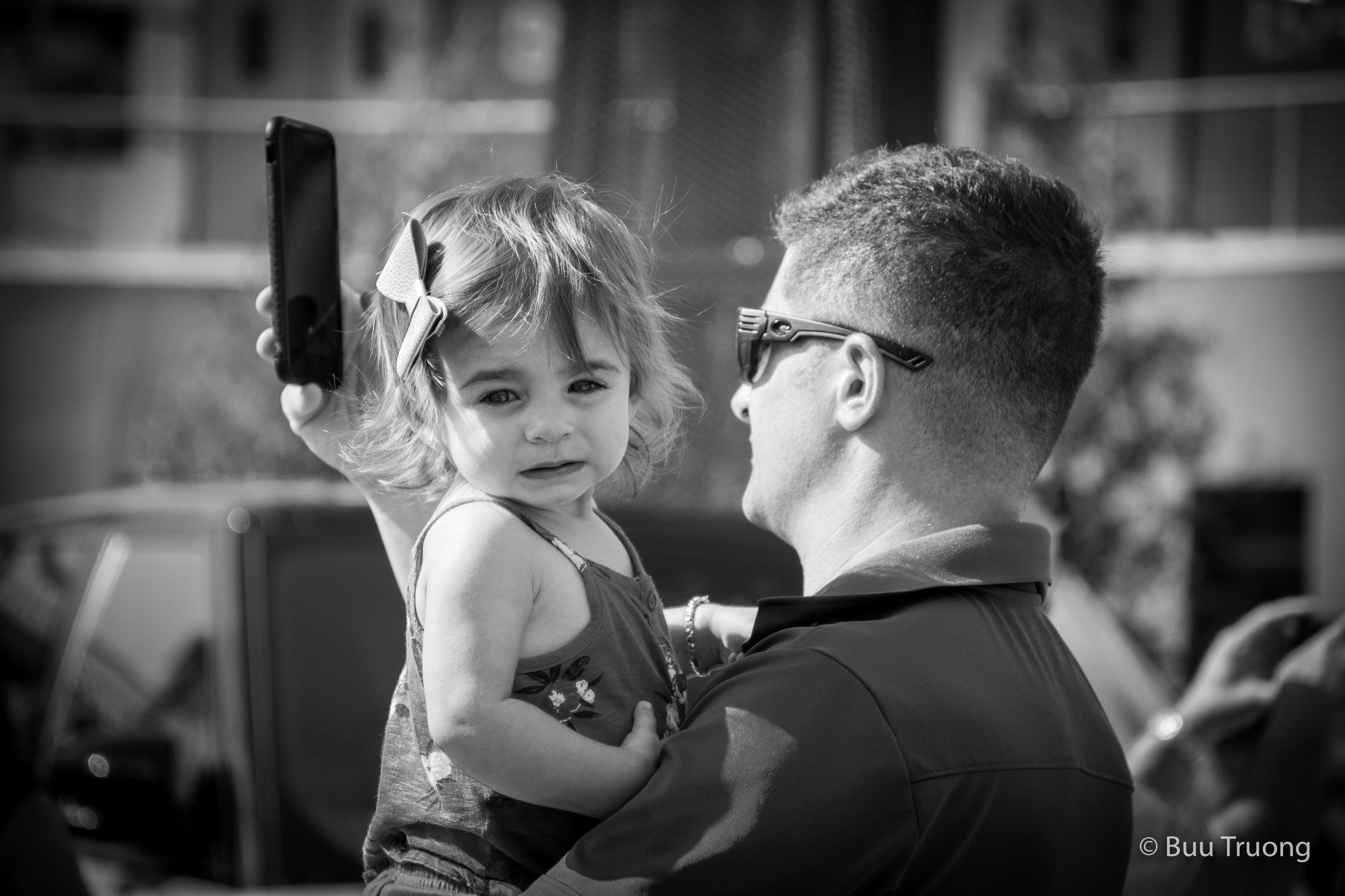 Doral Car Show - Daddy's Girl