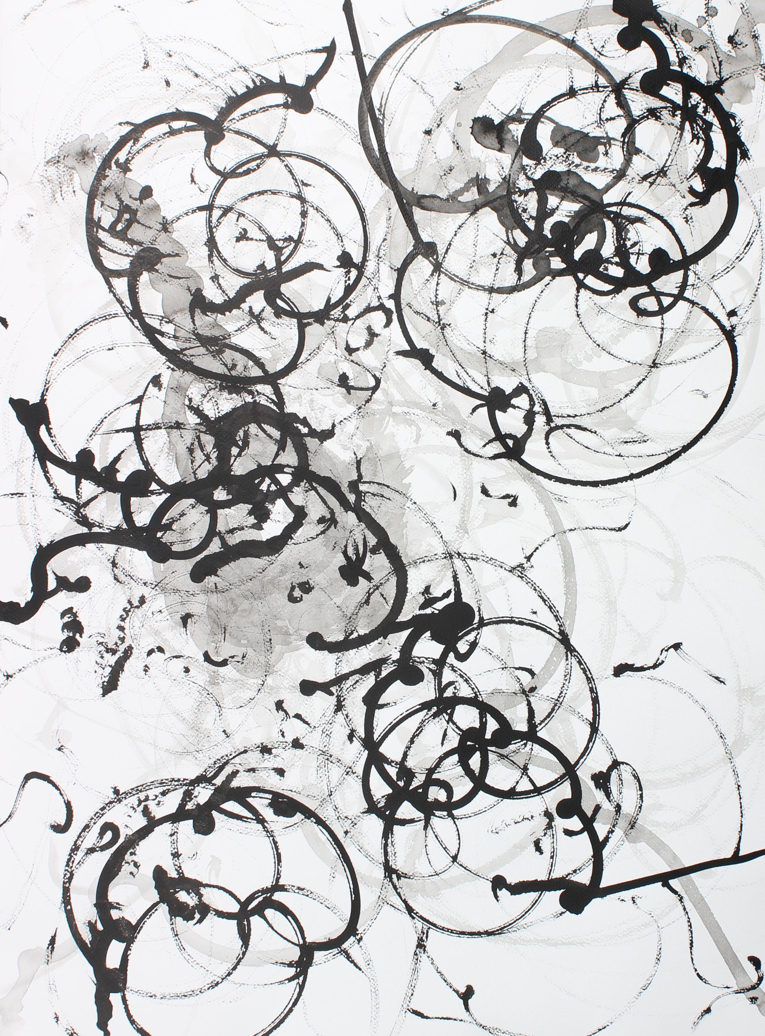 Drawing Machine - Ink Wash