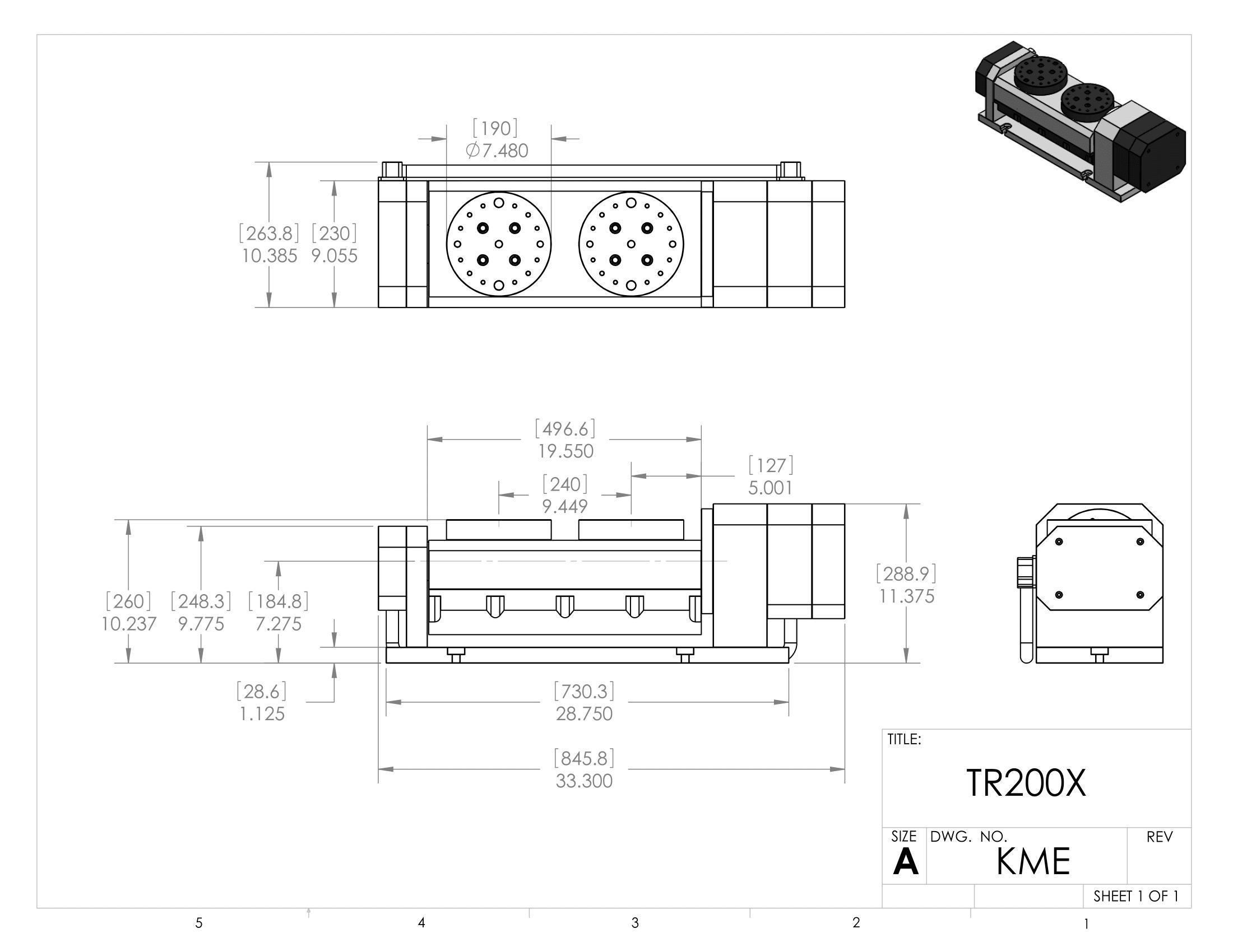 TR200 X