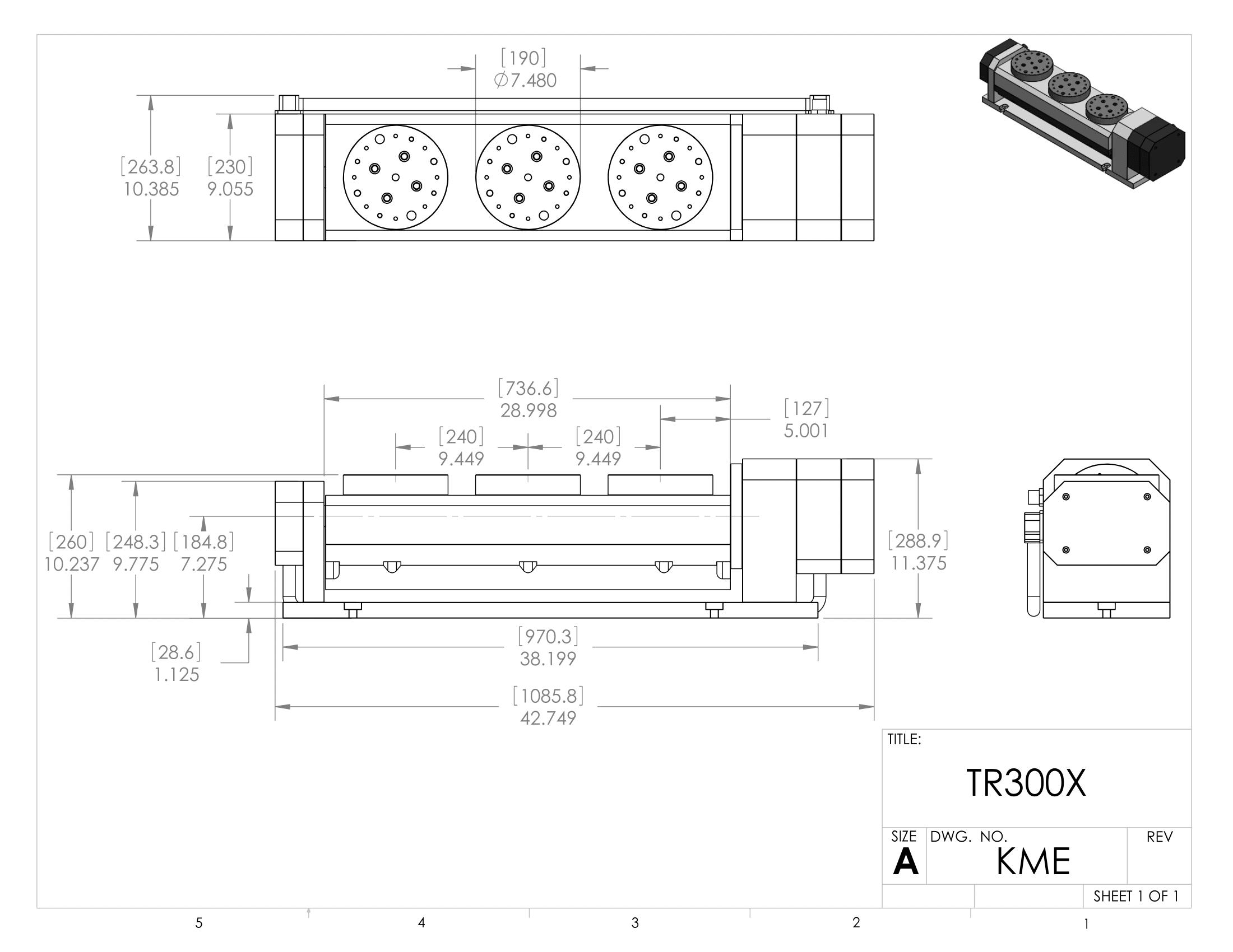TR300 X