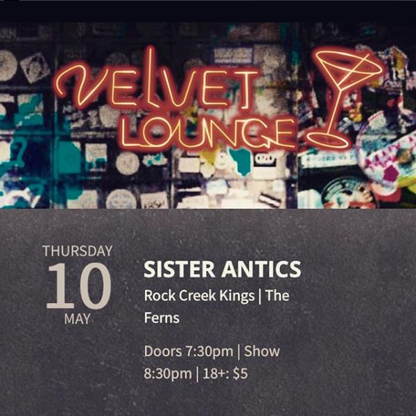Velvet Lounge 5/10