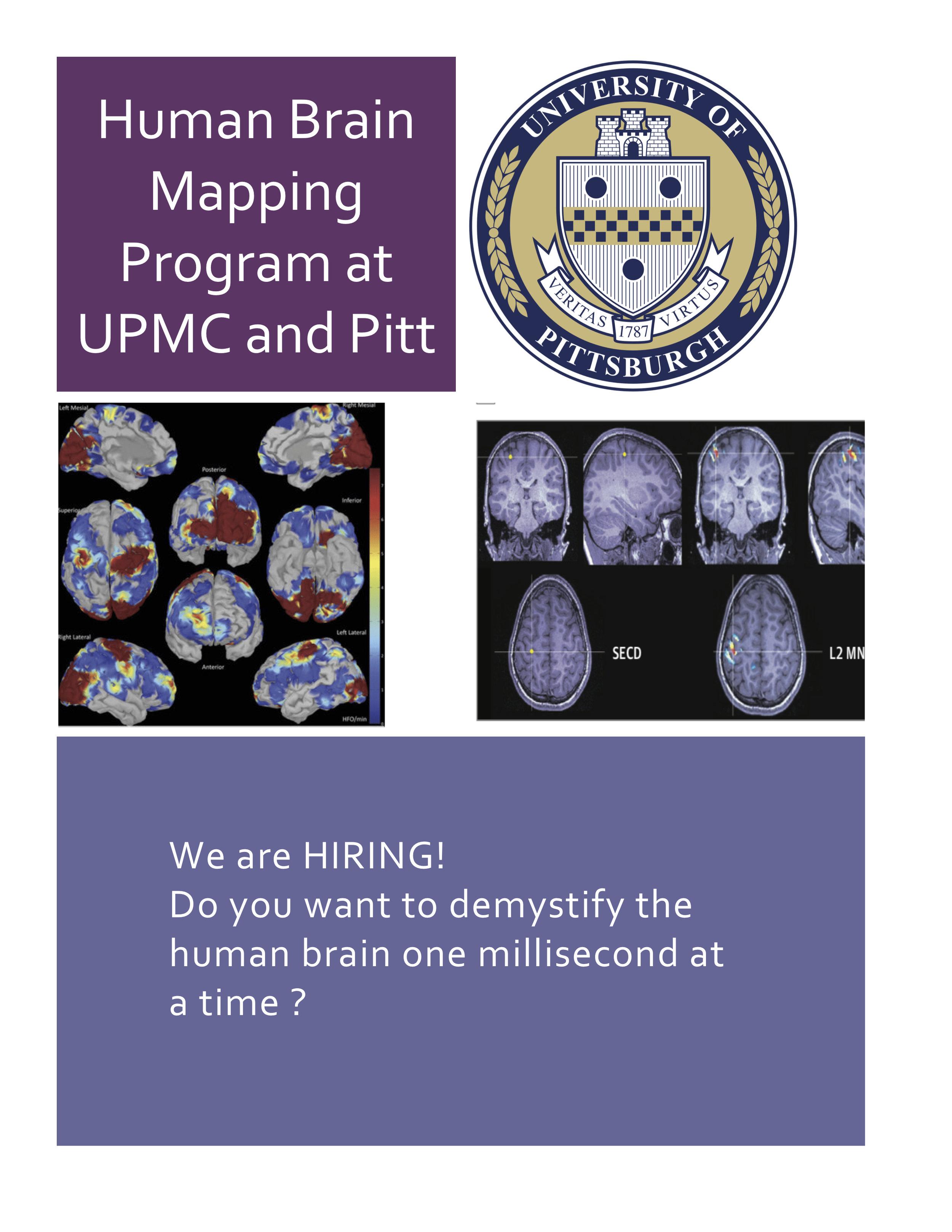 Apply using contact us or email PI: Rafeed dot Alkawadri at Pitt dot edu