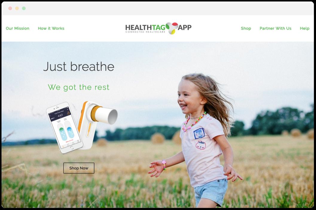 HealthTagApp   • Health & Wellness