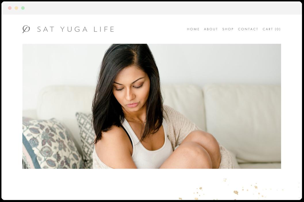 Sat Yuga Life   • Online Store