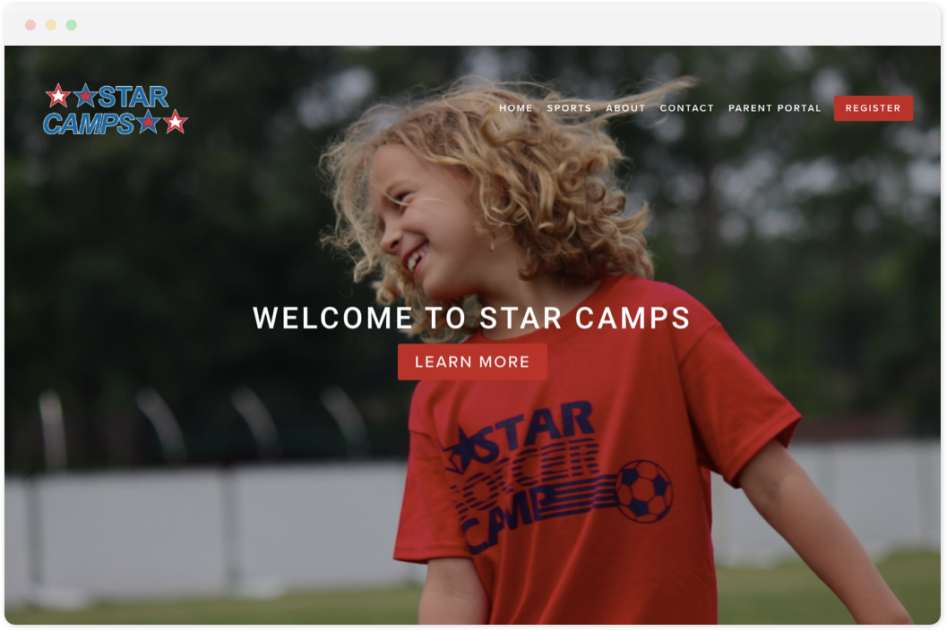 Star Camps   • Sports & Recreation