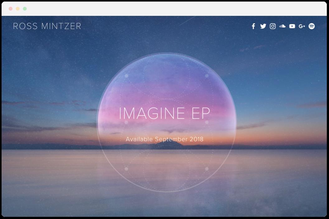 Ross Mintzer   • Music Artist