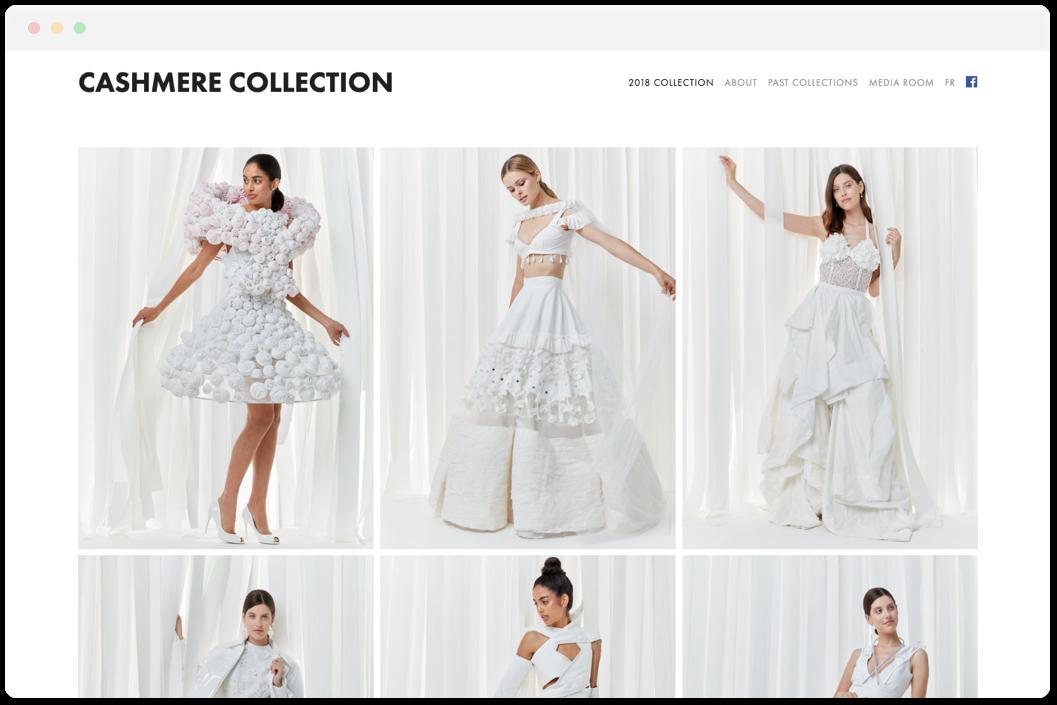 Cashmere Collection   • Corporation