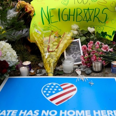 She Knows   America is not exactly an easy place to live right now. Coming to terms with current events like the mass shooting at a synagogue in Pittsburgh is difficult enough for adults, but should you approach these tough topics with kids?