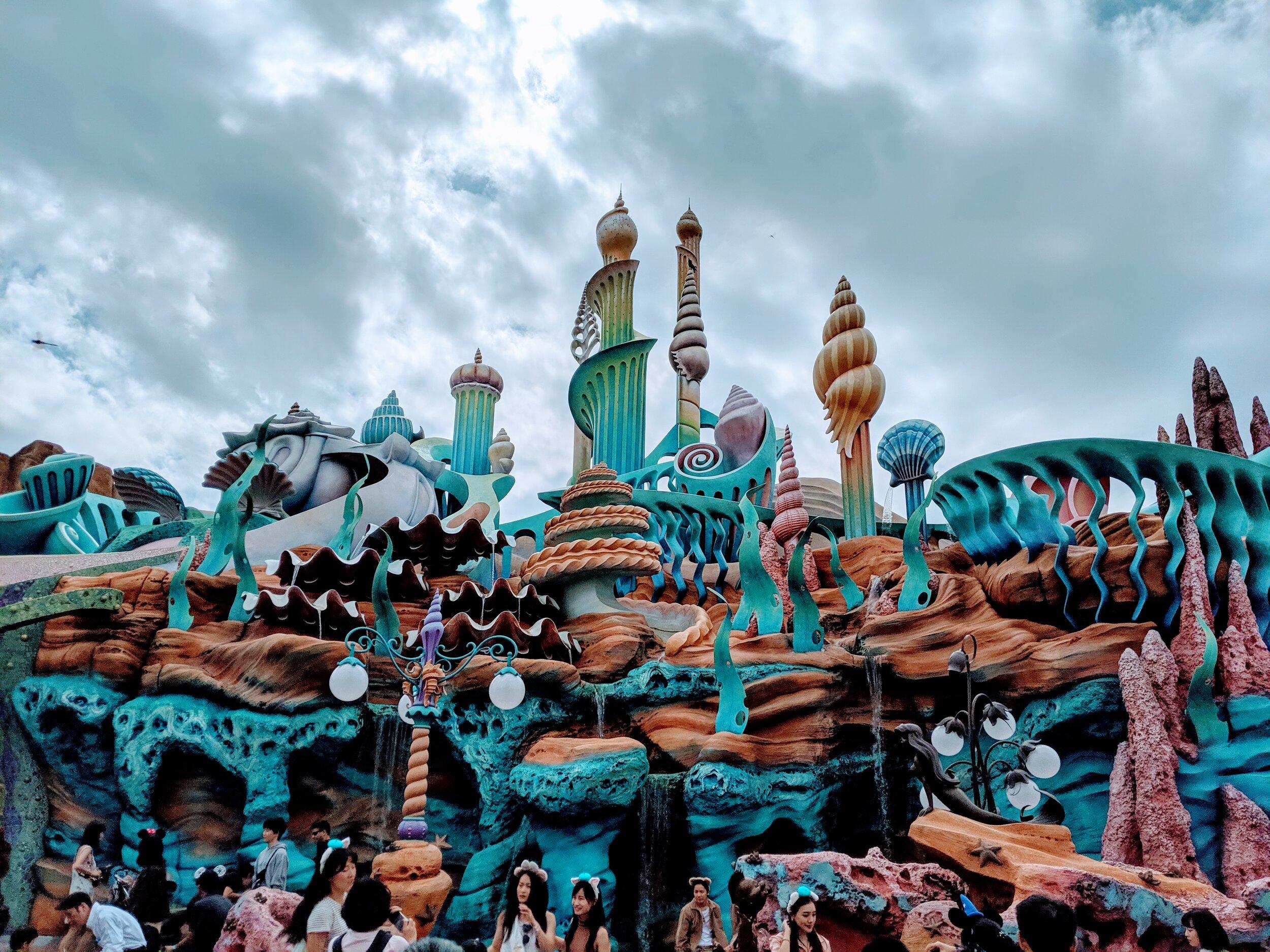 Mouse in Translation: A Gaijin's Guide to Tokyo DisneySea — Meg ...