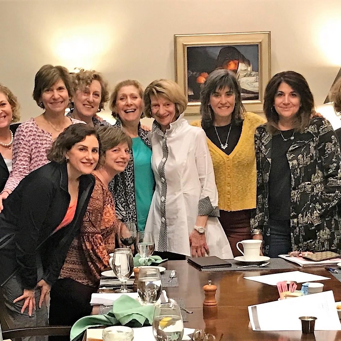 Jewish Women's Foundation lunch