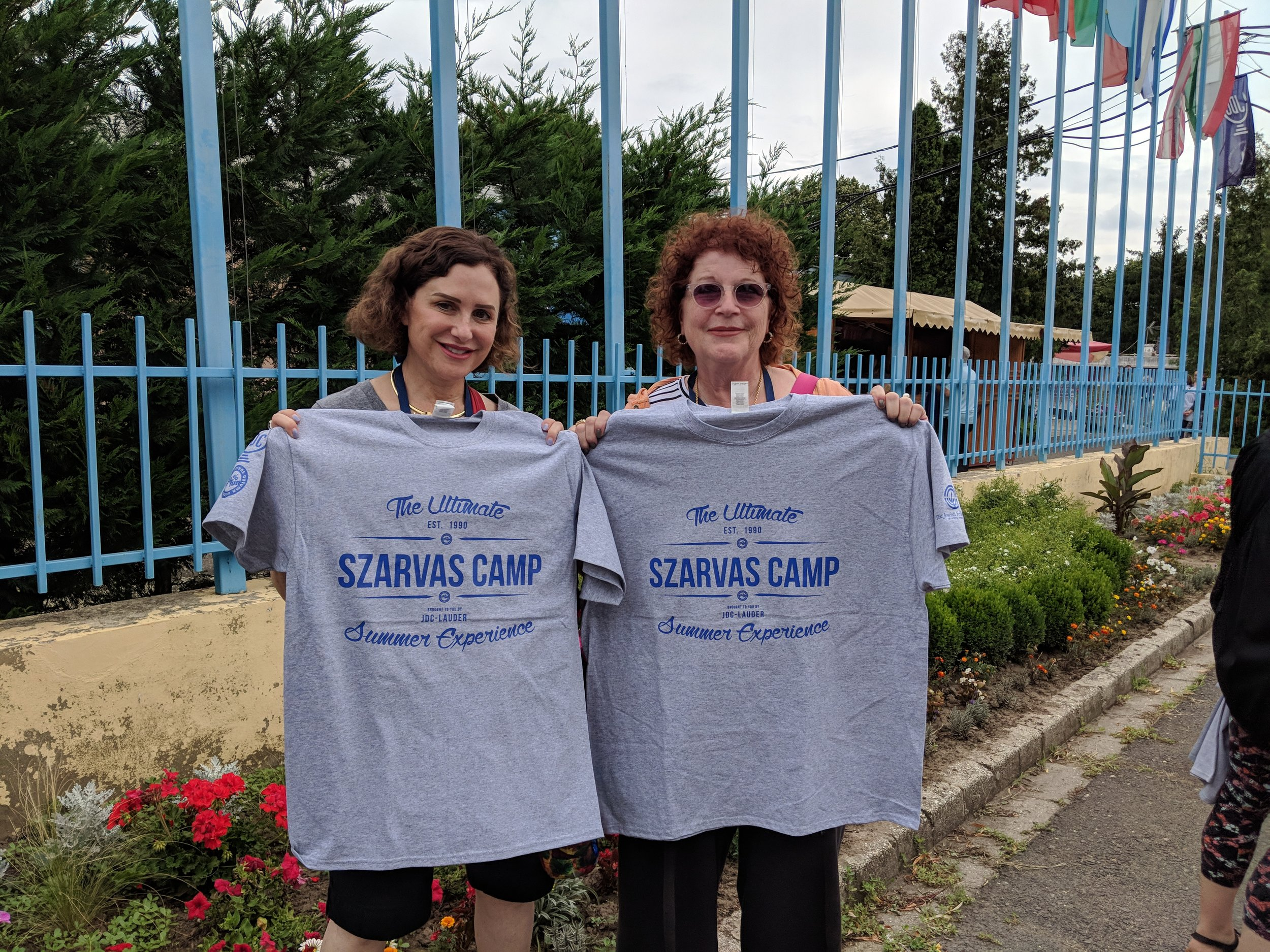 The extraordinary Svarvas Camp, Hungary