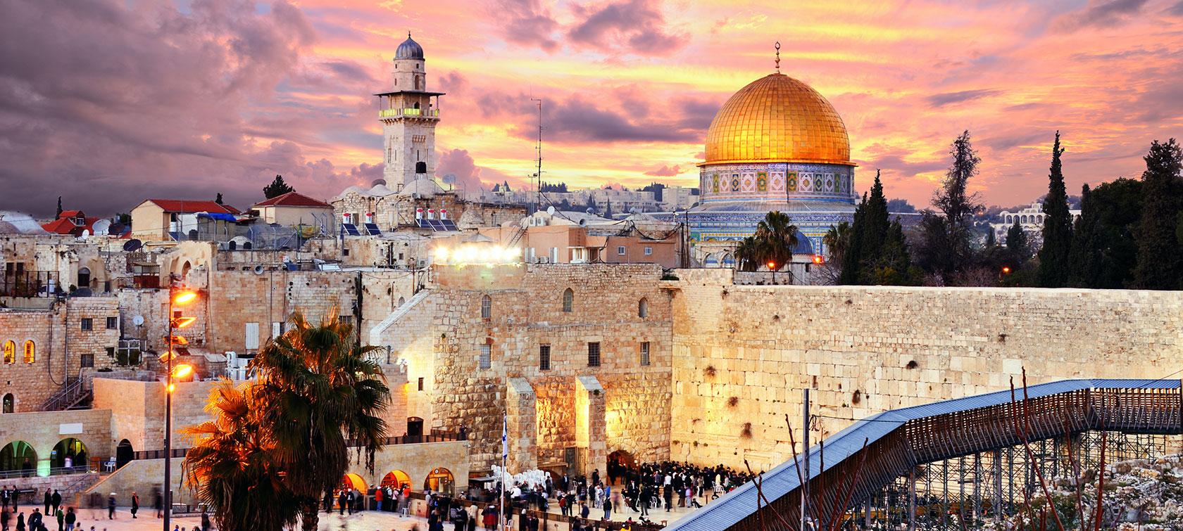 ISRAEL & OVERSEAS -