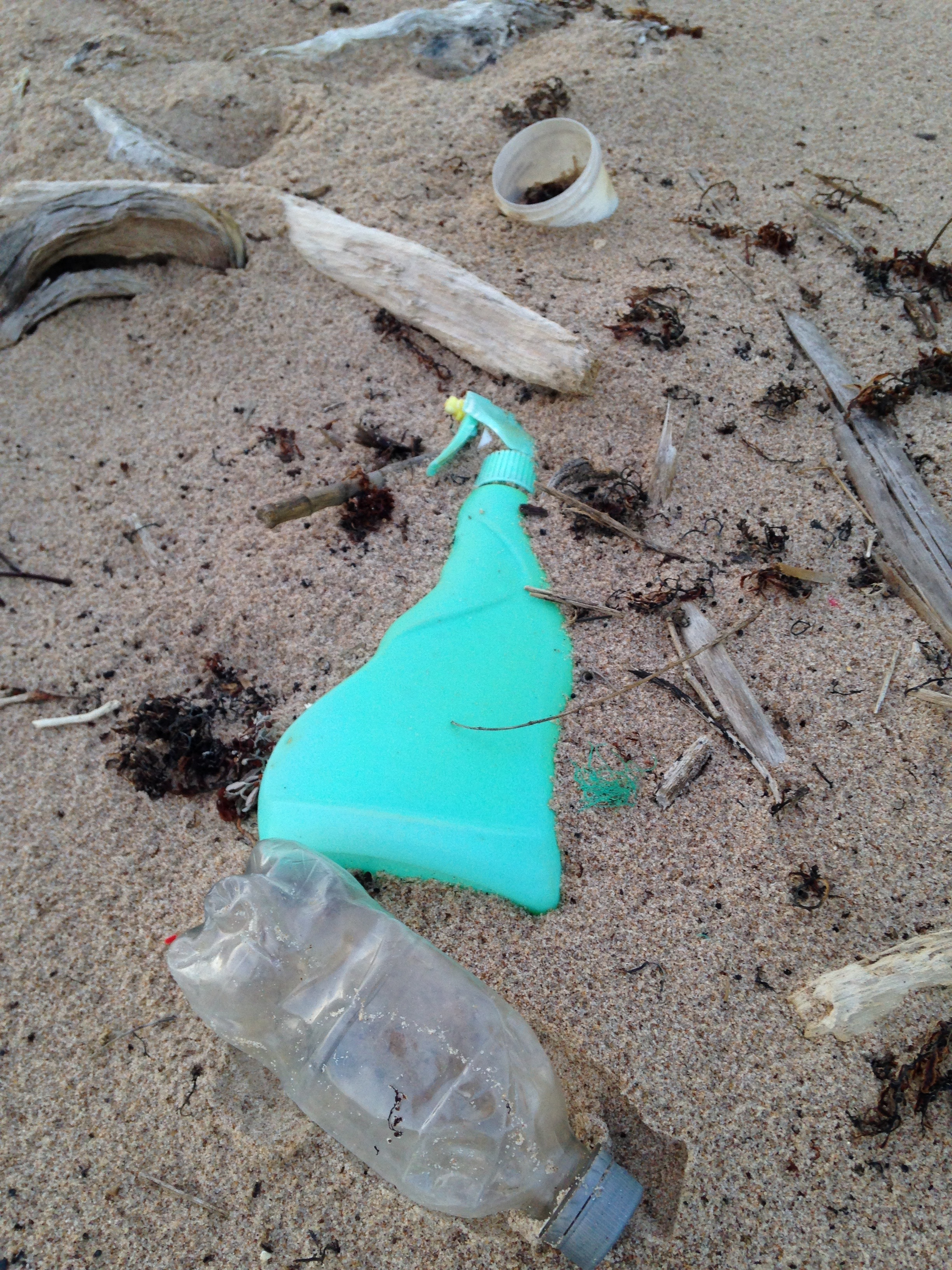 Fact: Plastic can be found even in remote areas - In fact, some of the highest concentrations of plastic have been found in remote areas.