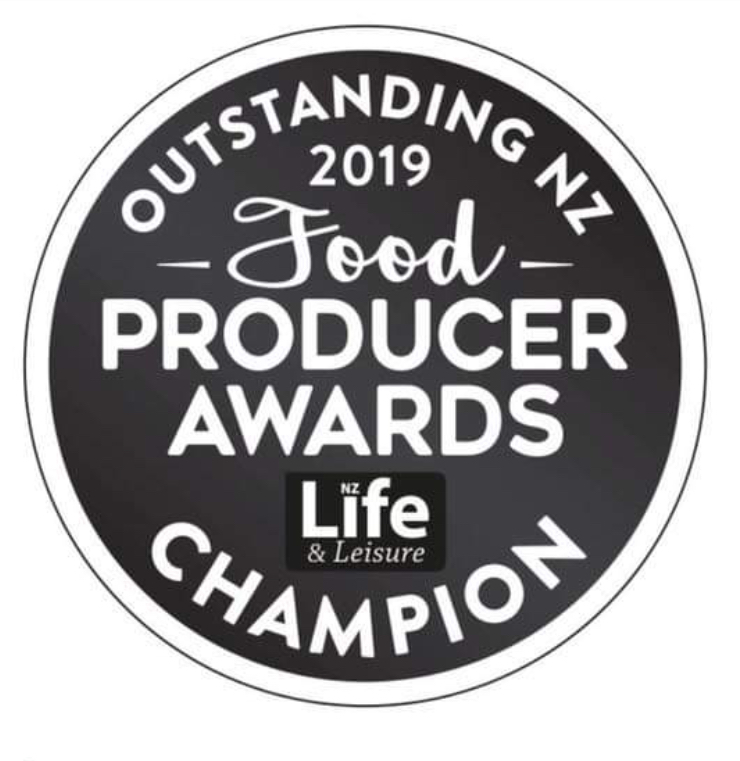 Chia Sisters Outstanding New Zealand Food Producers Farro Fresh Life and Leisure Champion 2019