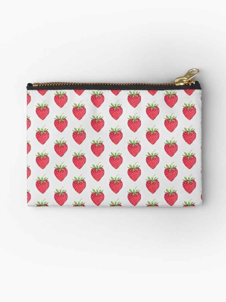 Sweet Strawberry Purse |  $13