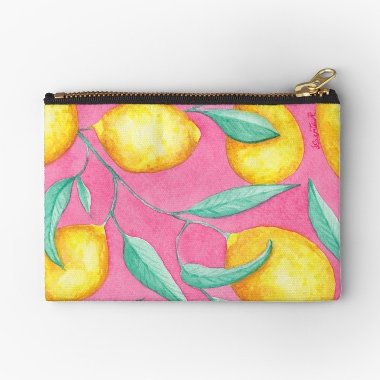 Pink Lemonade Purse |  $13