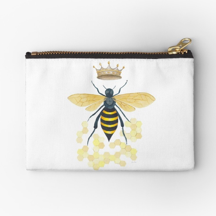 Queen Bee Purse |  $13