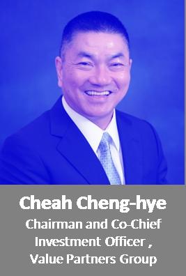 CHEAH CHENG-HYE