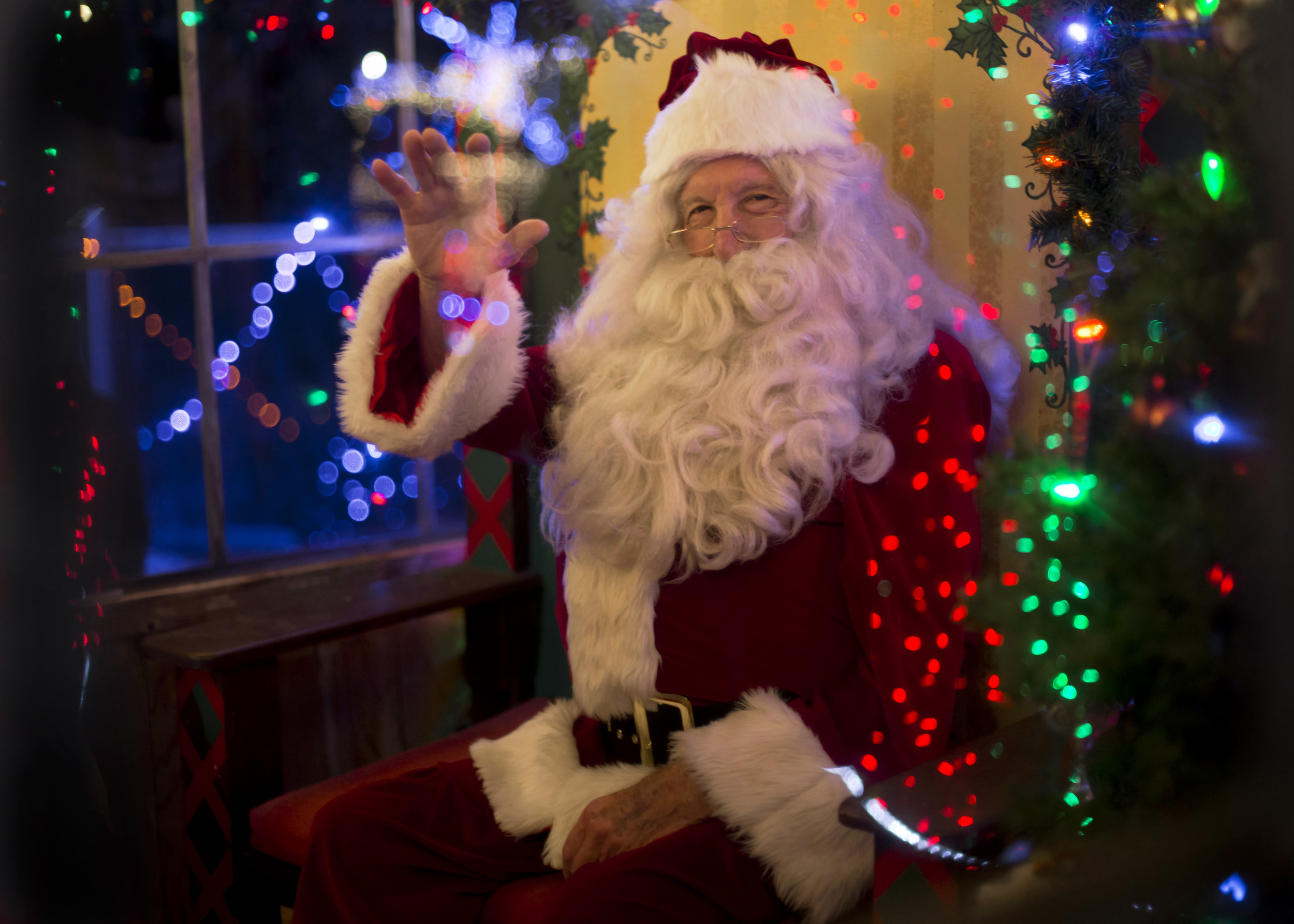 Santa Claus is coming to downtown Deseronto -