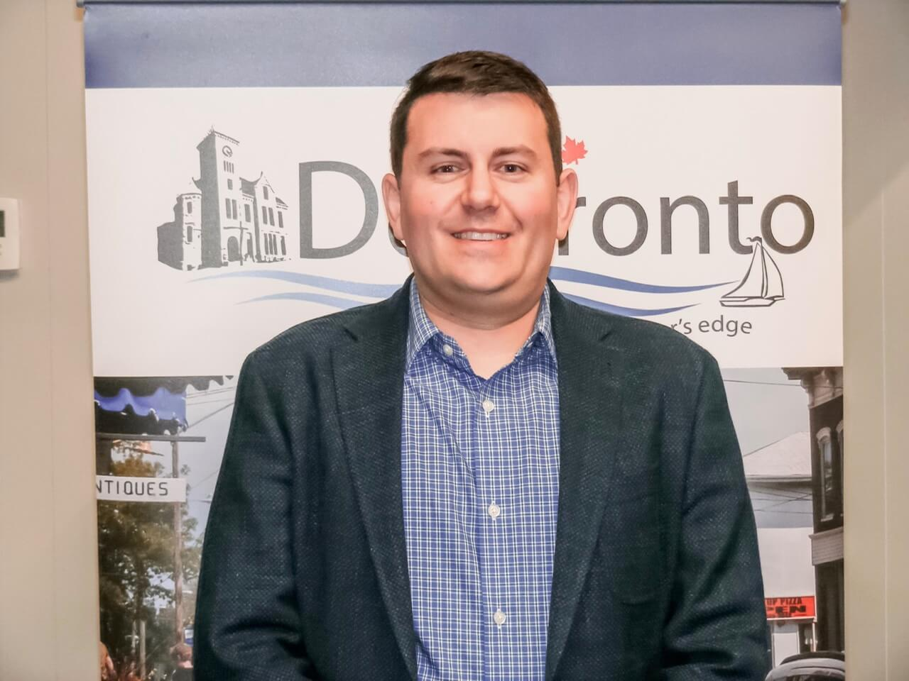 Deputy Mayor - Steven Everhardus 613-919-3733severhardus@deseronto.ca