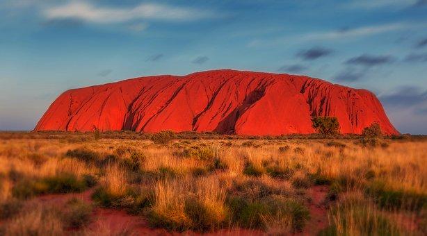 Uluru Pixabay.com