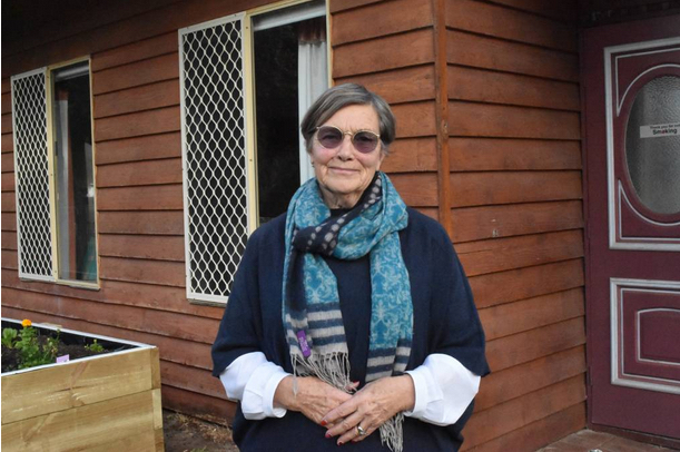 Christine Smith, Coordinator of Esperance Crisis Accommodation Service