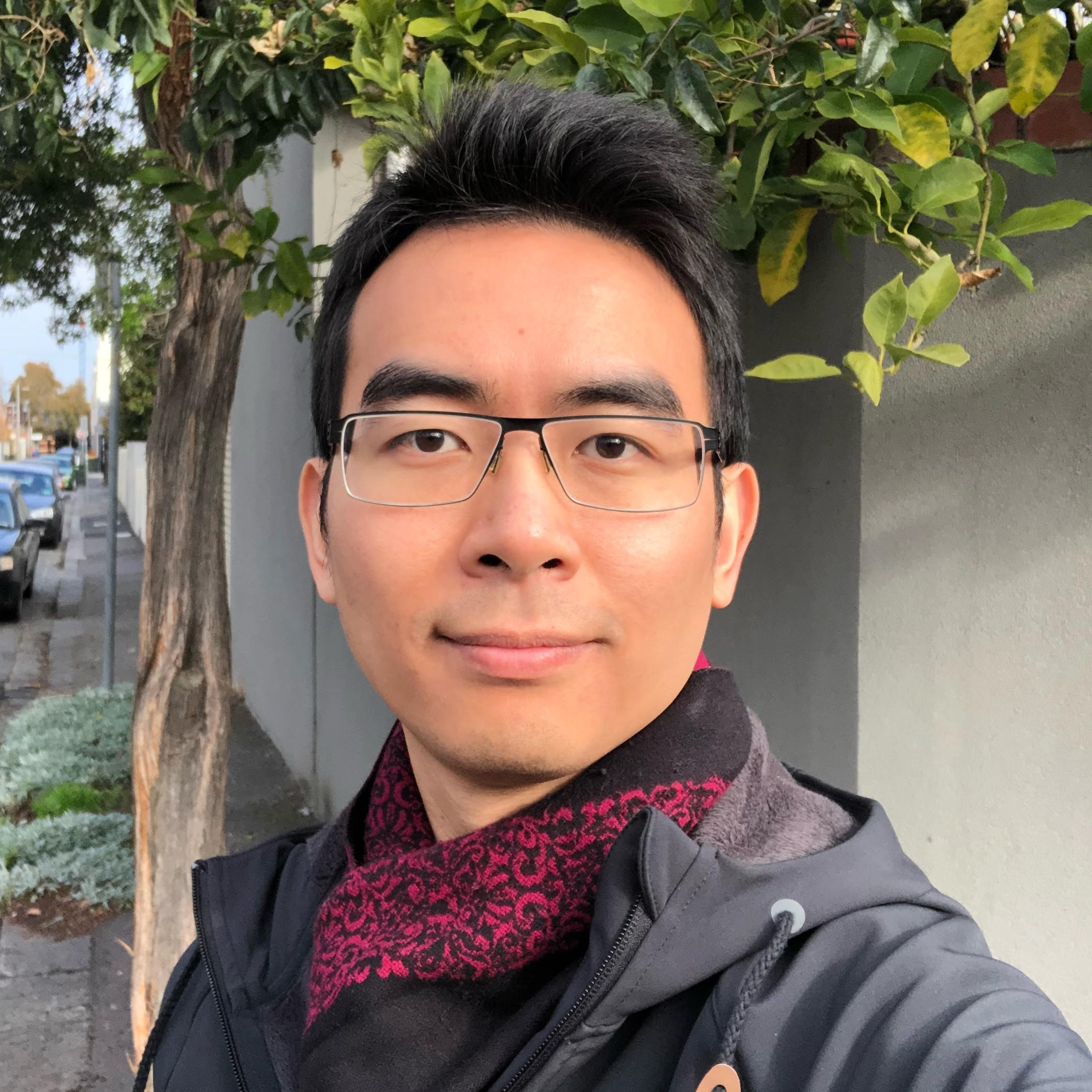 Stephen Yuan  Head of Tech