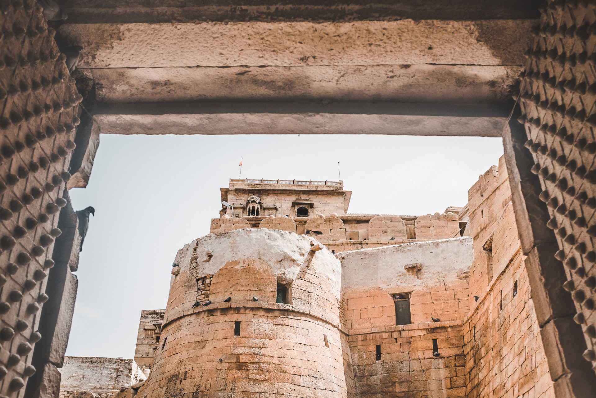 jaisalmer fort gate