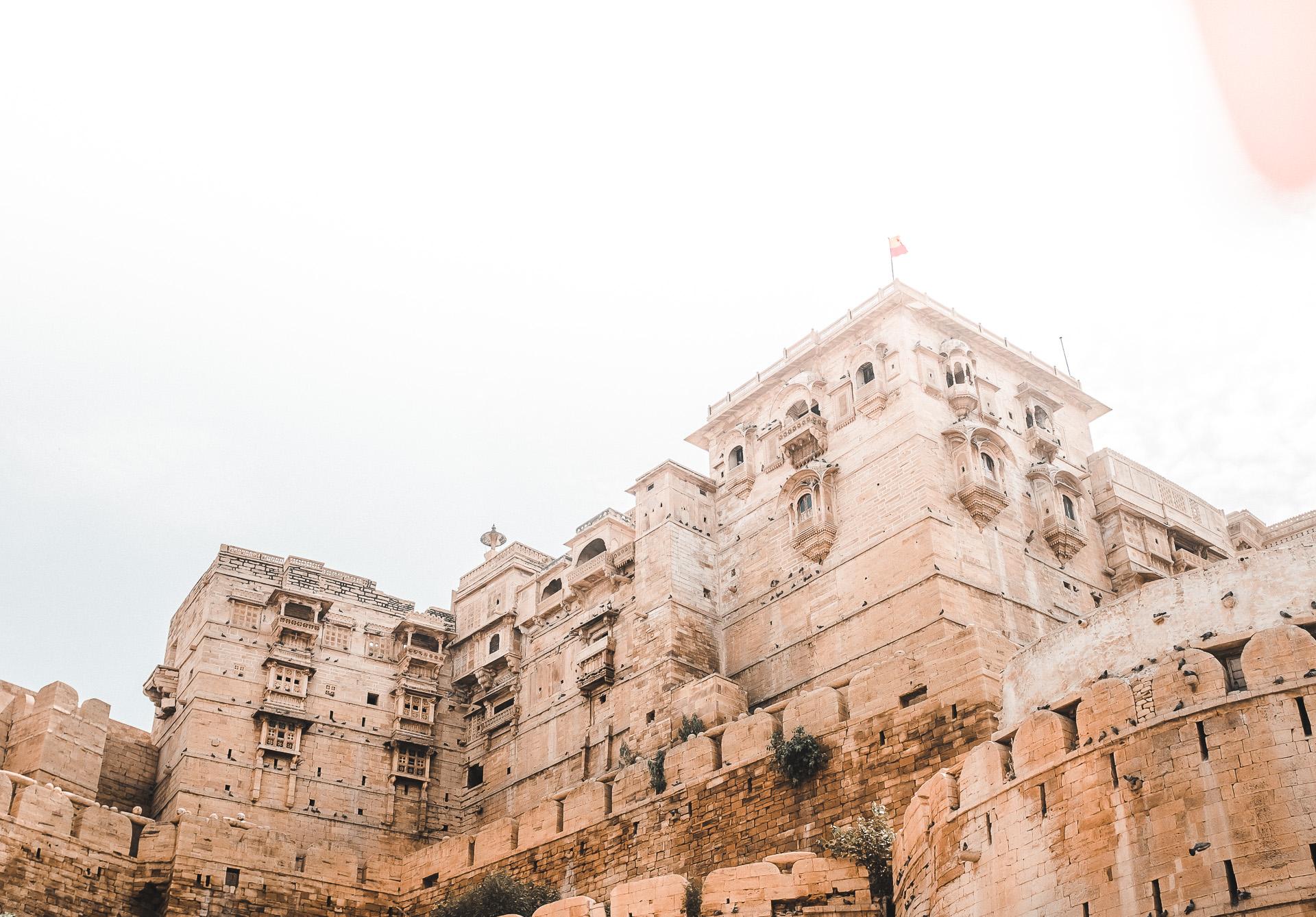 jaisalmer fort walls inside