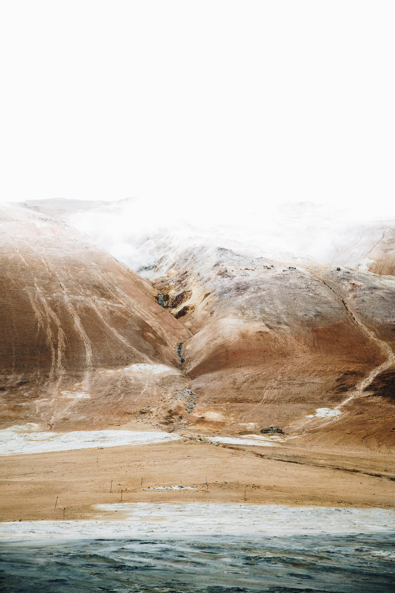 hverir geothermal area iceland