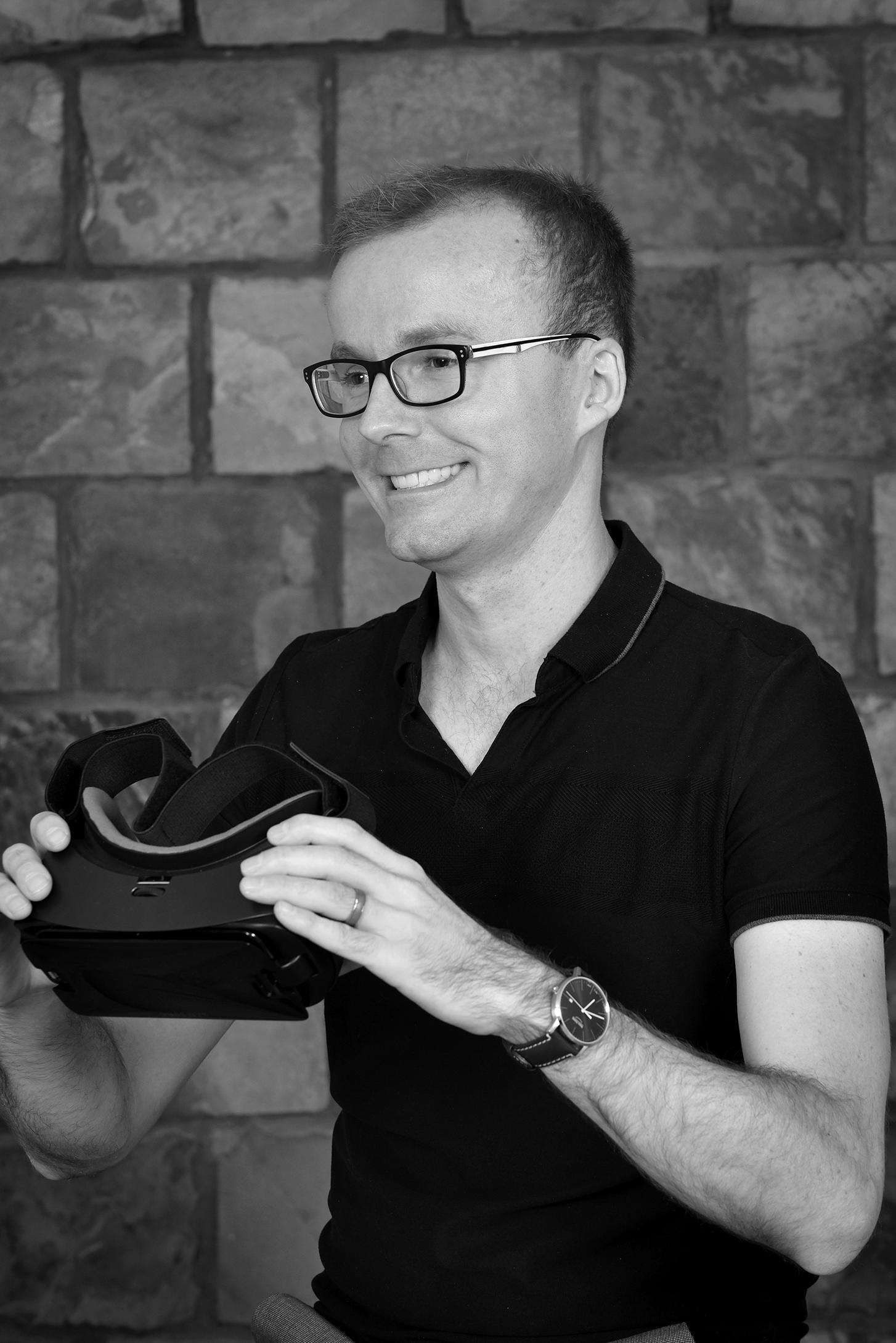 Sebastian Koenig, PhD, Founder