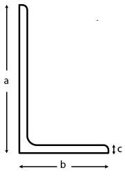 Unequal Angles Steel Lintels
