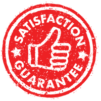 Be happy - I provide a Satisfaction Guarantee. If you are not happy with your new website, I'll provide you a 100% refund, no questions asked.
