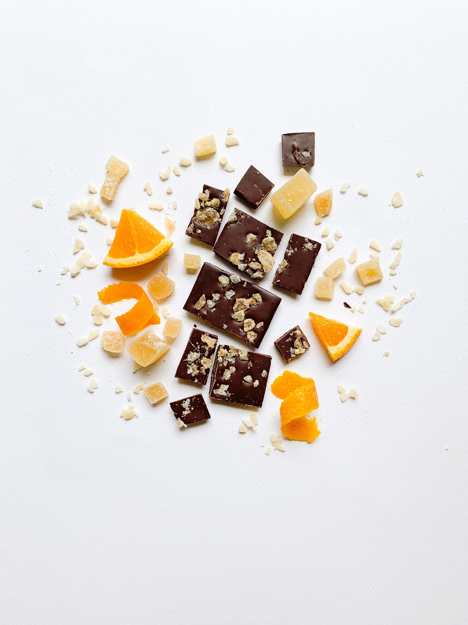 Orange Ginger Bar