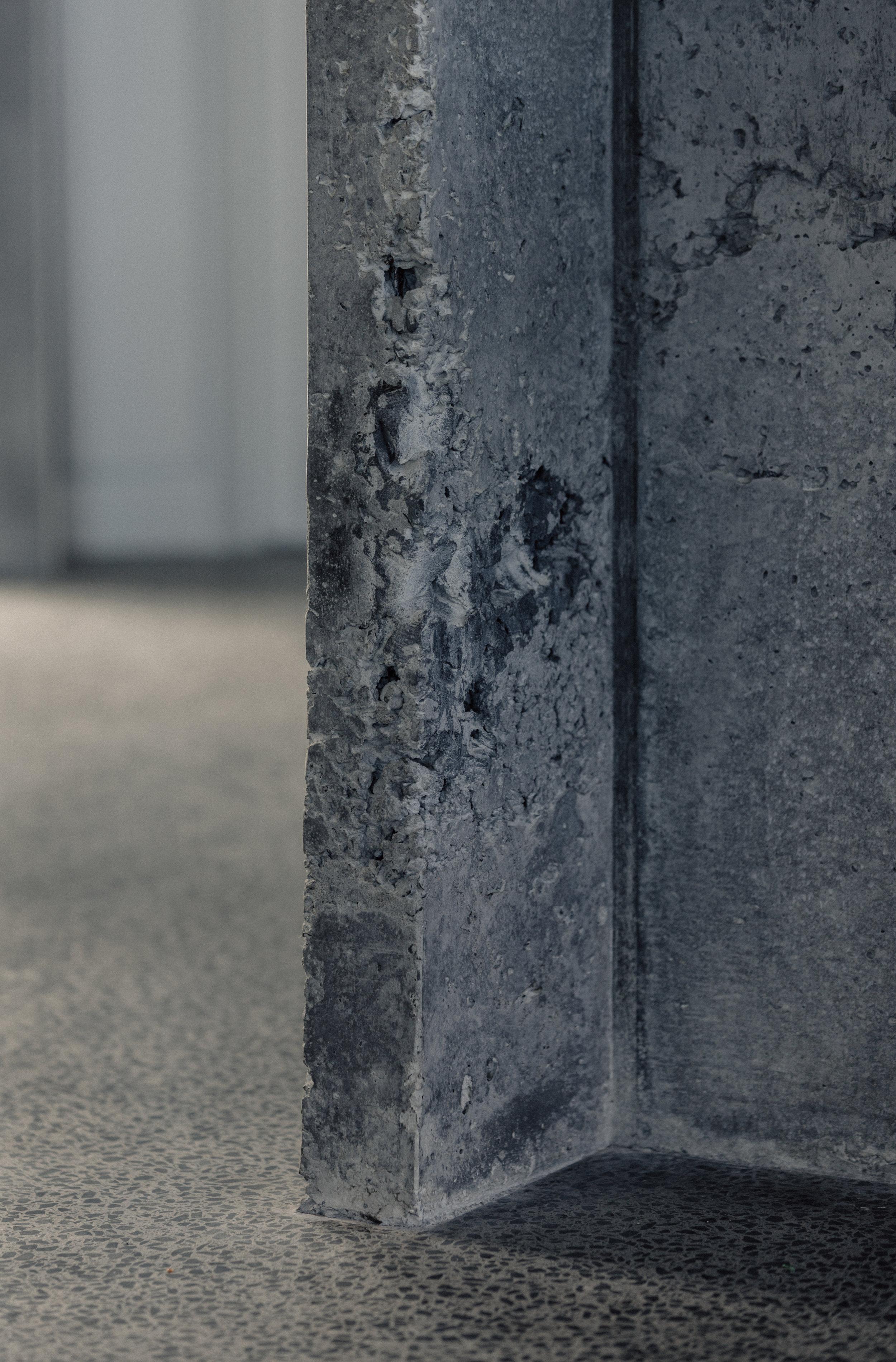 Takt blade house concrete benchtop floor