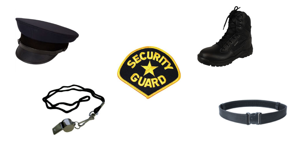 Security Uniform - Accessories