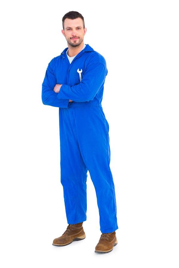 Coveralls - Labor Uniform - Mechanic Uniform