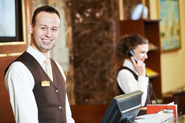 Receptionist Uniform