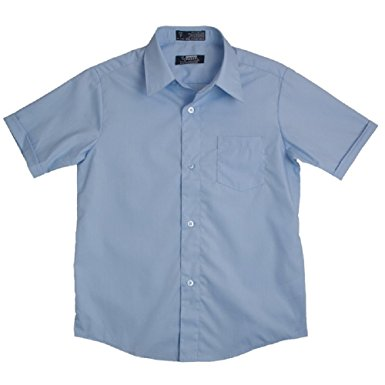 Half-Sleeve School Shirt