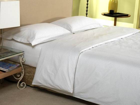 Hotel Bed Sheet, Pillow Cover