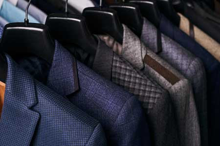 Suit color and patterns
