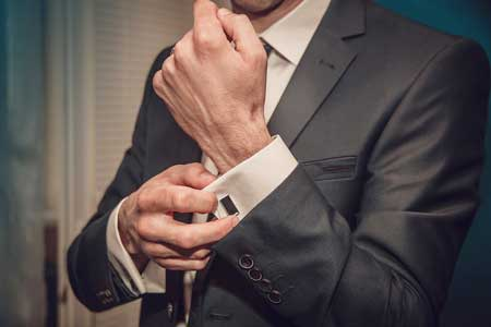 Up your style with Cufflinks