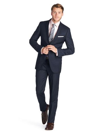 Men's Navy Suit