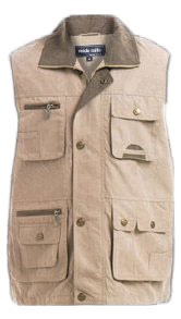 Multi Pocket Vests