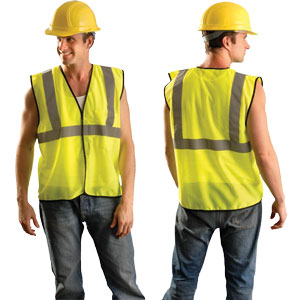 Safety - High Visibility Vests