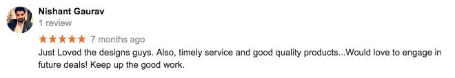 Hospitality Uniform Review