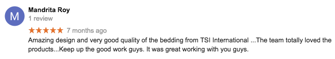 Bed & Bath Review