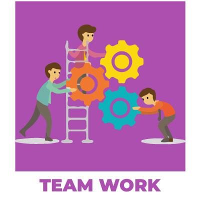 Uniforms promote team work