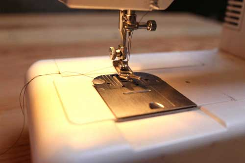 Tailored Stitching
