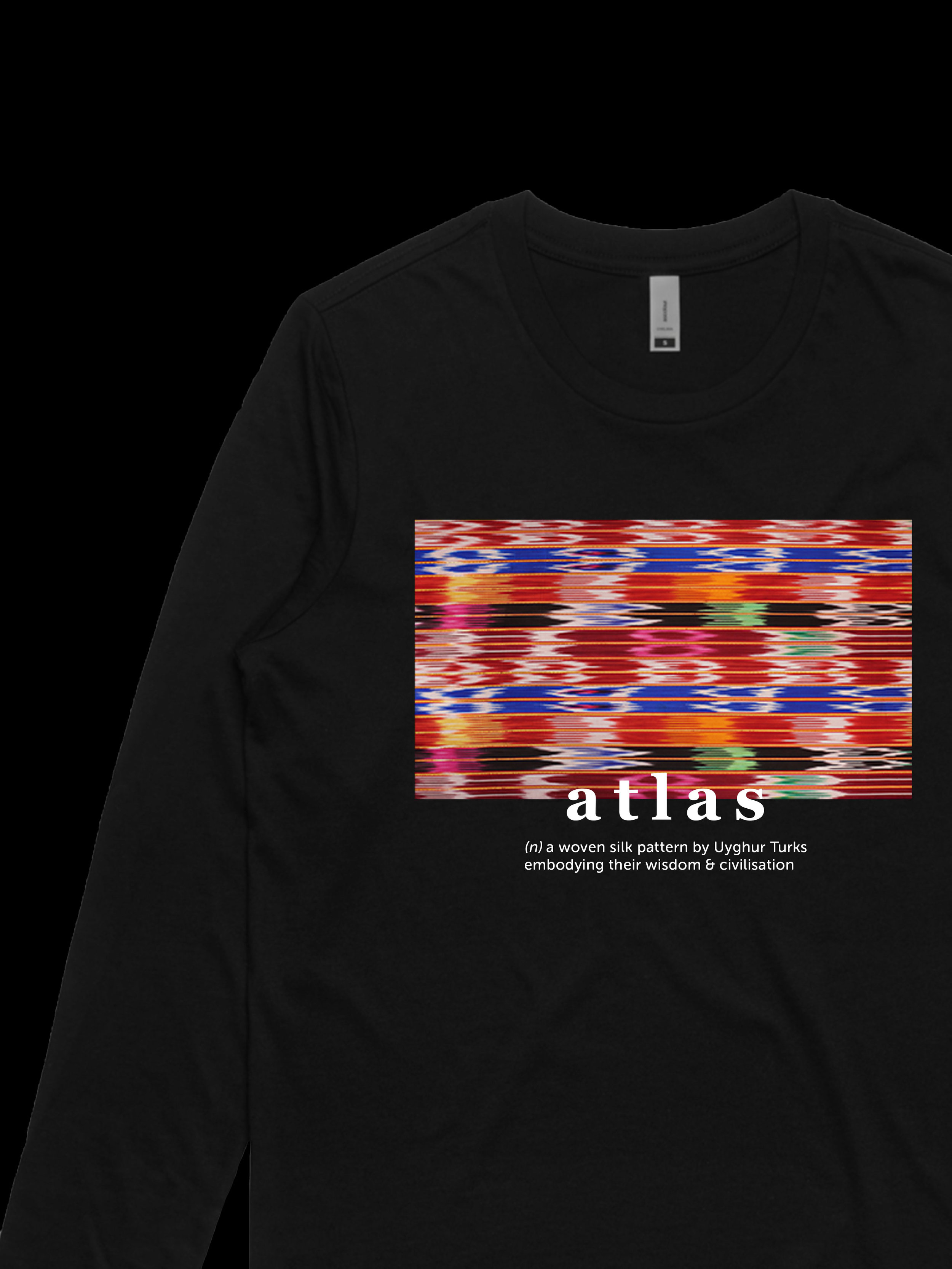 The Atlas Tee -